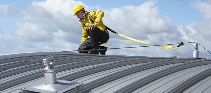 Certifix Fall Protection Roof Amp Height Safety Systems